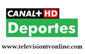 Canal Plus HD Deportes en Vivo Online