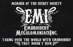 Embroidery Megalomaniacs Inc.