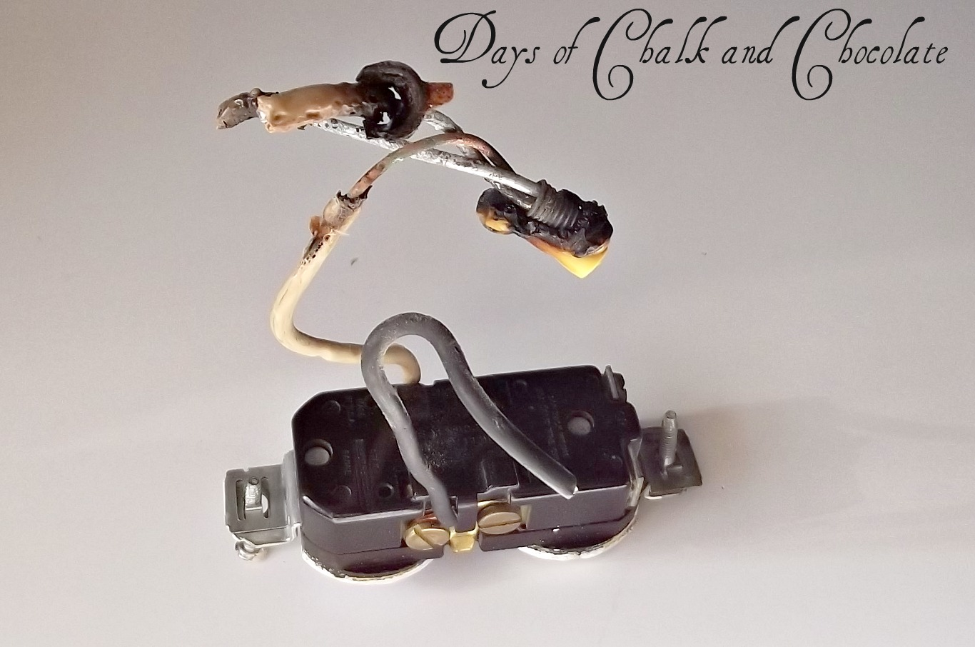 The Dangers of Aluminum Wiring | Days of Chalk and Chocolate
