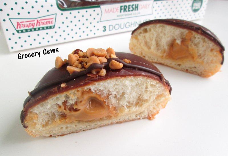Grocery Gems Review Krispy Kreme Reese S Peanut Butter