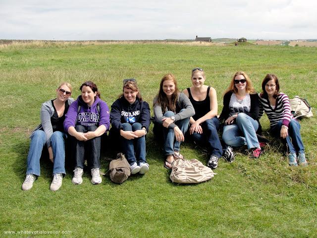 The Nottingham Girls
