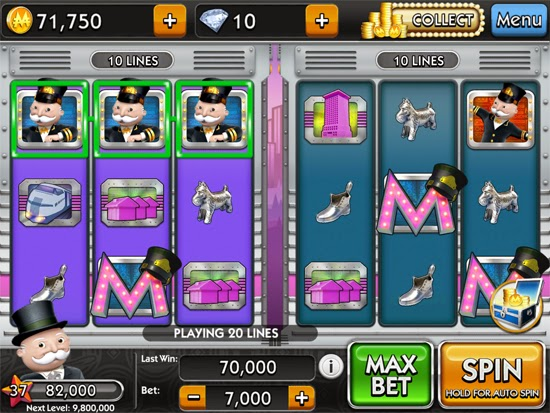 Monopoly slots download pc