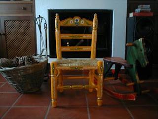 La silla de Eneas
