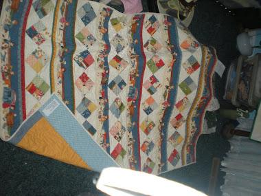 Zane's quilt