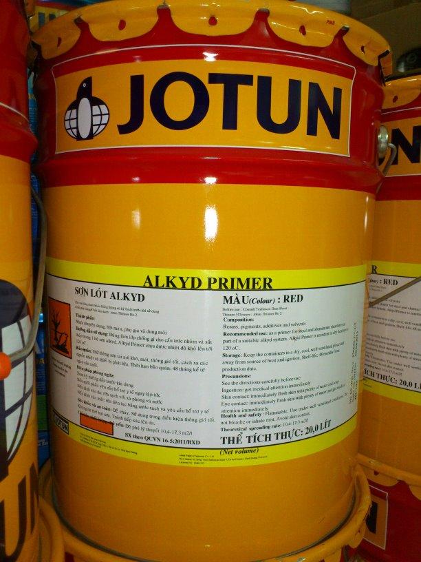 alkydprimer sơn lót