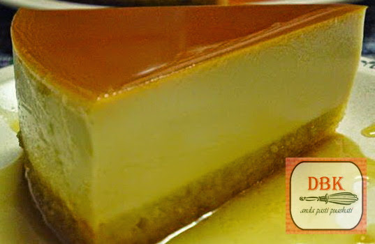 Creme Brulee Cheese Cake (New)