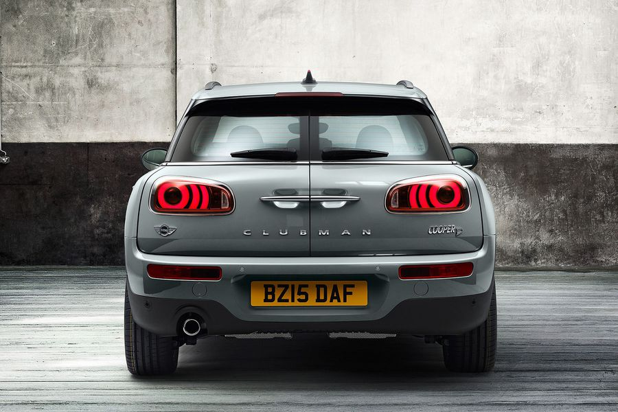 this is the all new mini clubman first official photos carscoops