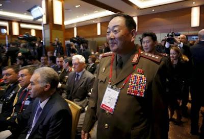Hjon Jong Csolt, Észak-Korea, Kim Dzsong Un, kivégzés, diktatúra, Phenjan,