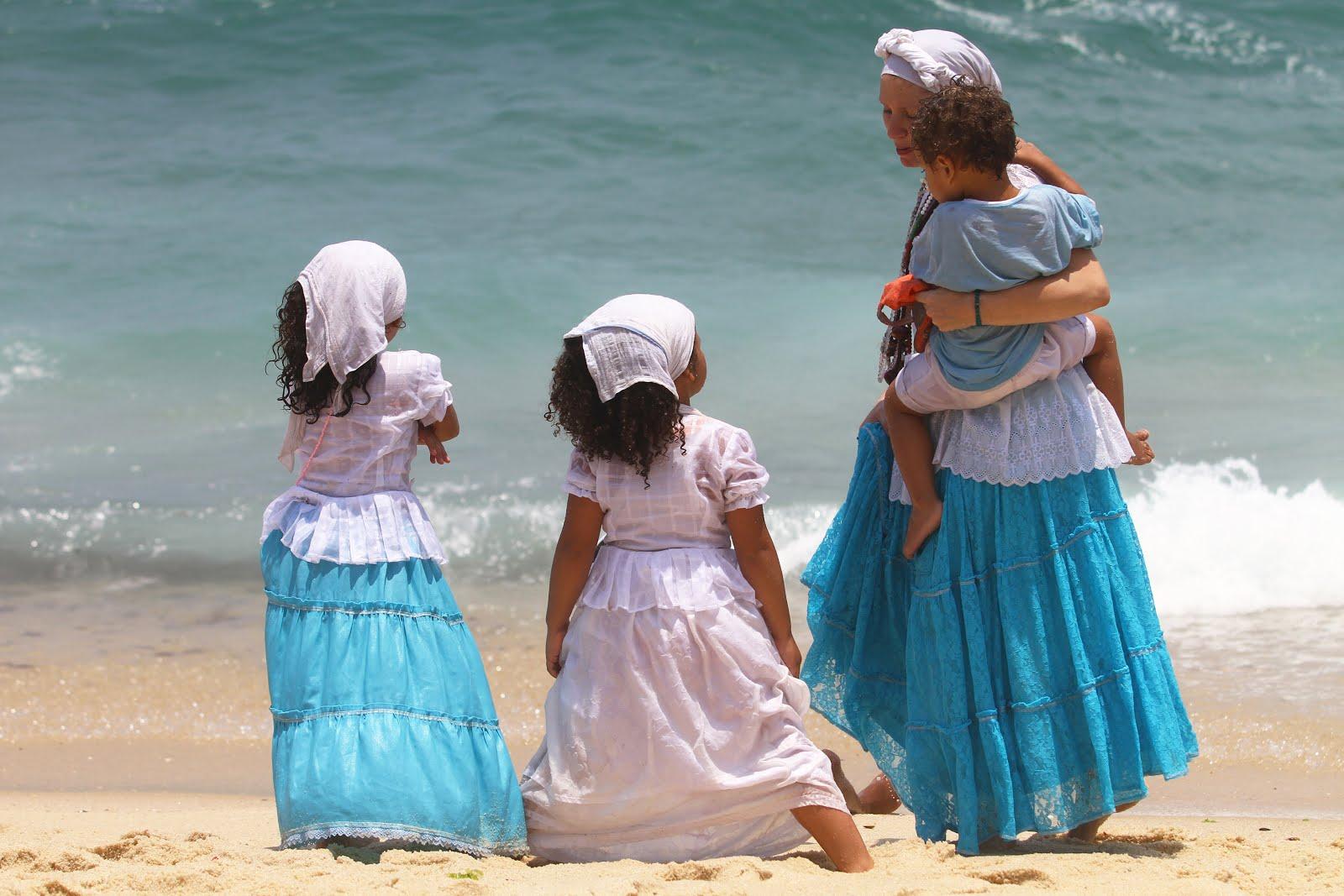 Mãe e filhas