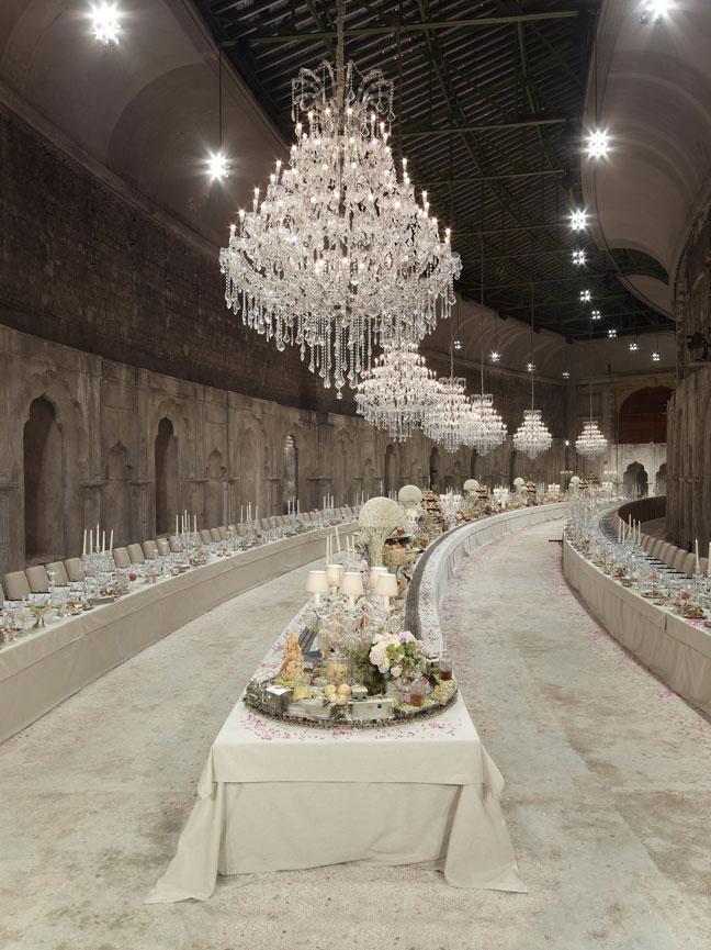 Un giorno di festa non solo wedding m tiers d 39 art chanel for Chanel locations in paris