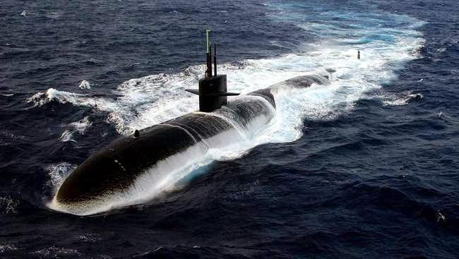 Saingi Tiongkok, Taiwan Akan Produksi Kapal Selam Sendiri