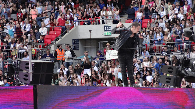 Nick Jonas at Capital's Summertime Ball 2015