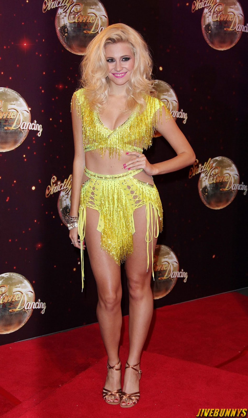Pixie Lott at the Strictly Come Dancing UK Launch 2014 in London 9/2/14