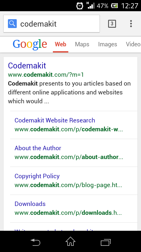 codemakit Example