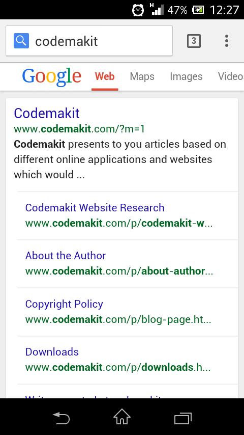 codemakit Example