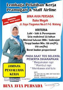 Sekolah Pramugari Indonesia