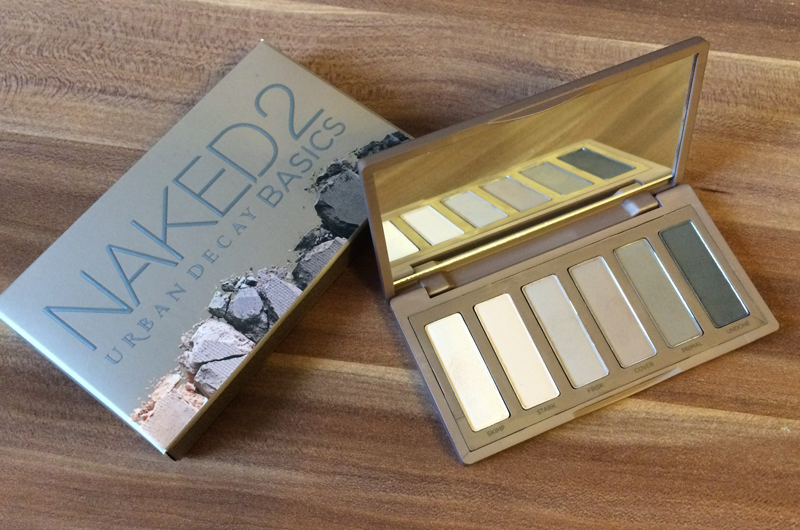Beauty Unearthly: Urban Decay Naked 2 Palette review