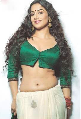 Vidya Balan comfortable with bold scenes