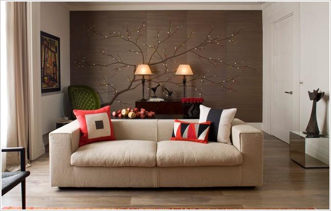 Fleur De Decoration Salon : Décoration salon avec des fleurs de cerise