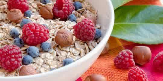 manfaat oatmeal bagi diet