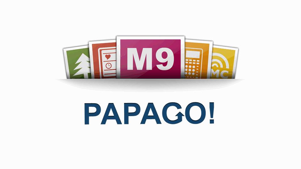 Install Papago M9 Fullversion