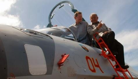 Rusia jajaki kerja sama militer dengan Indonesia