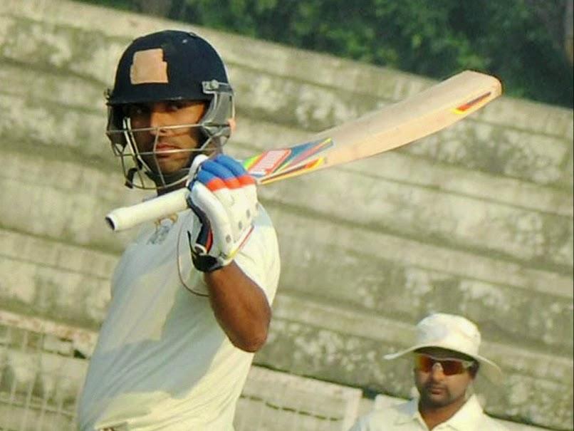 Yuvraj SIng in Ranji Cricket