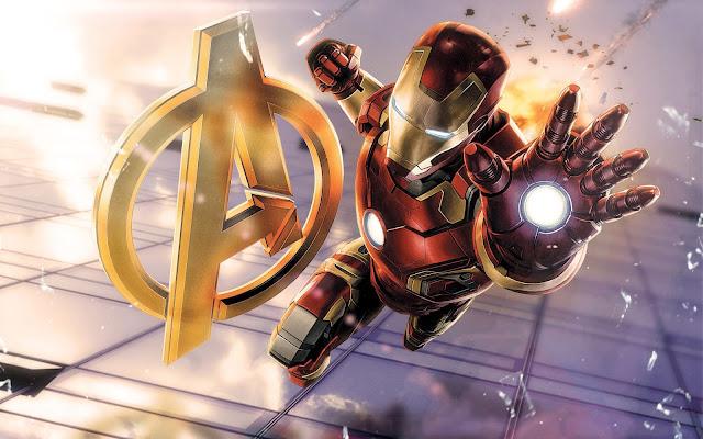 Iron man Avengers Movie HD wallpaper