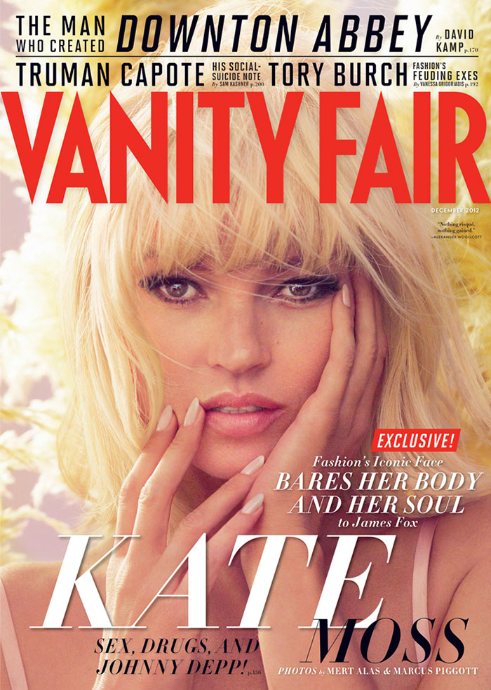 loveisspeed kate moss bares all for vanity fair s december 2012 cover story by mert