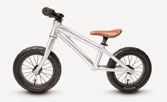 デザイン性の高いおしゃれなバランスバイク