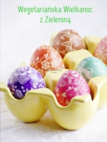 (Wegetariańska Wielkanoc z Zieleniną