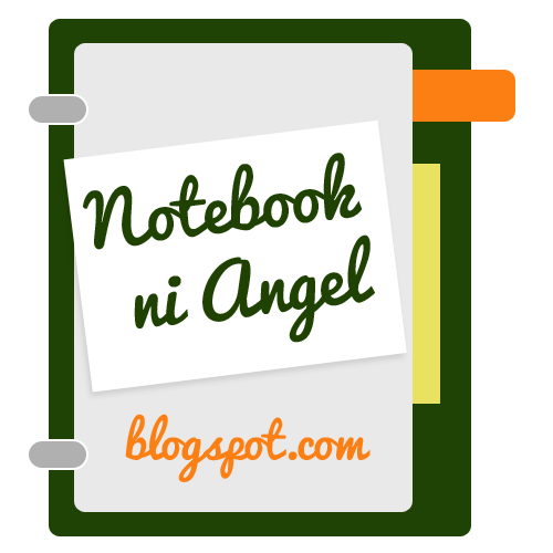 Notebook ni Angel ♥