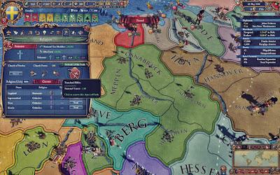 Europa Universalis IV: Common Sense Screenshot 1
