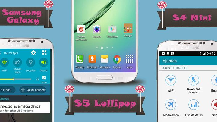 Custom Rom Galaxy S4