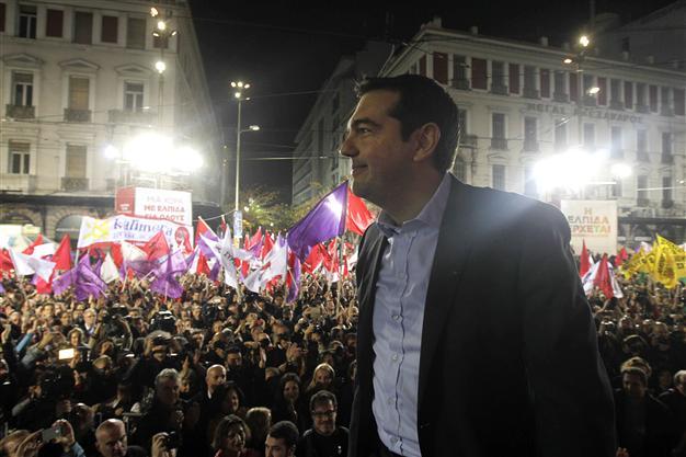 Thủ tướng Hy Lạp Tsipras