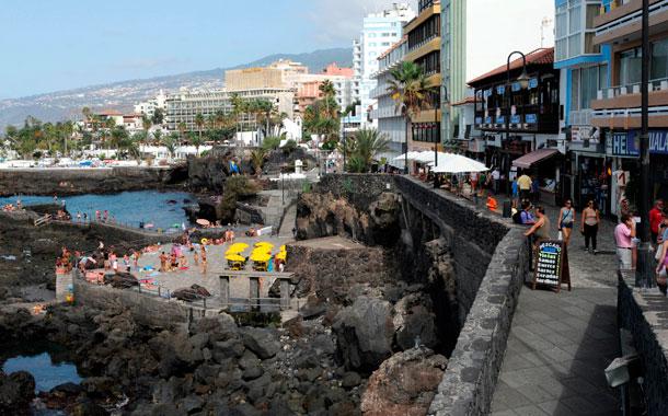 Un paseo y un lago san telmo y martianez en puerto de la cruz isla de tenerife v vela - Hotel san telmo puerto de la cruz tenerife ...