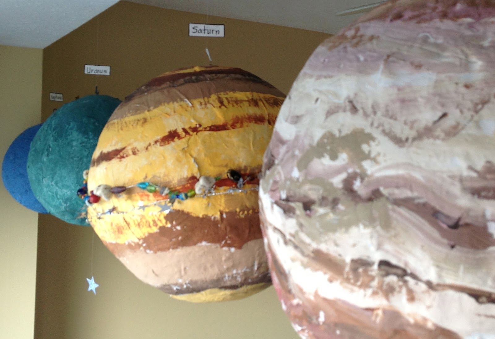 paper mache planet venus - photo #24