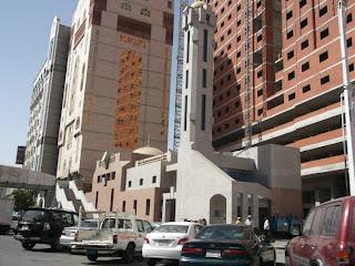 Ini Dia Tempat Para Jin Masuk Islam, Masjid Al Jin