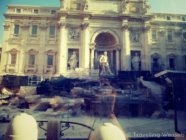 Trevi Brunnen Italien