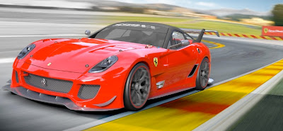 Ferrari Auctioning 599XX Evo As Earthquake Aid for Italy
