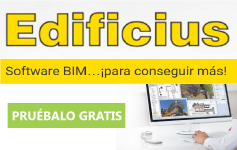 Software BIM Edificius para la arquitectura, simple, potente e innovador.