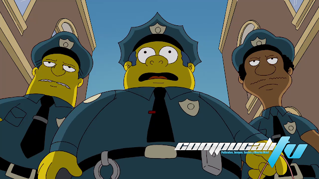 Los Simpsons Temporada 20 Completa Español Latino