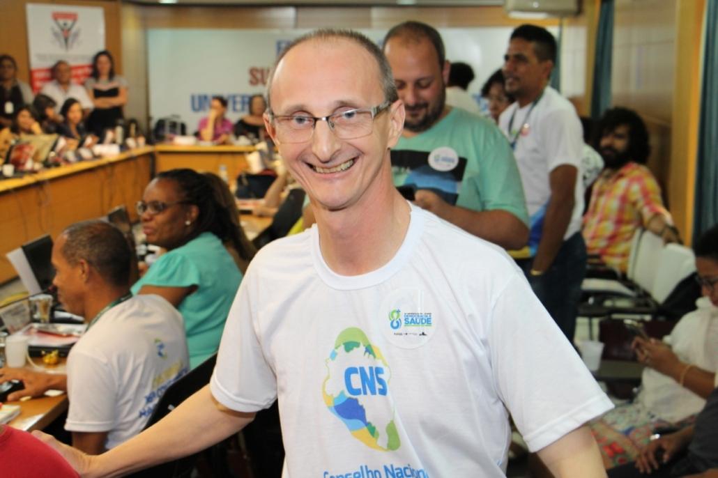 Saiba quem é o presidente do CNS eleito para a gestão 2018-2021