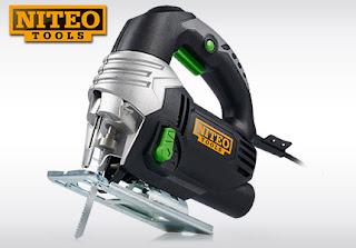 Wyrzynarka Niteo Tools 710 W z Biedronki