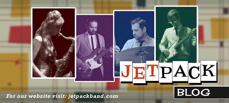 JETPACK BAND BLOG