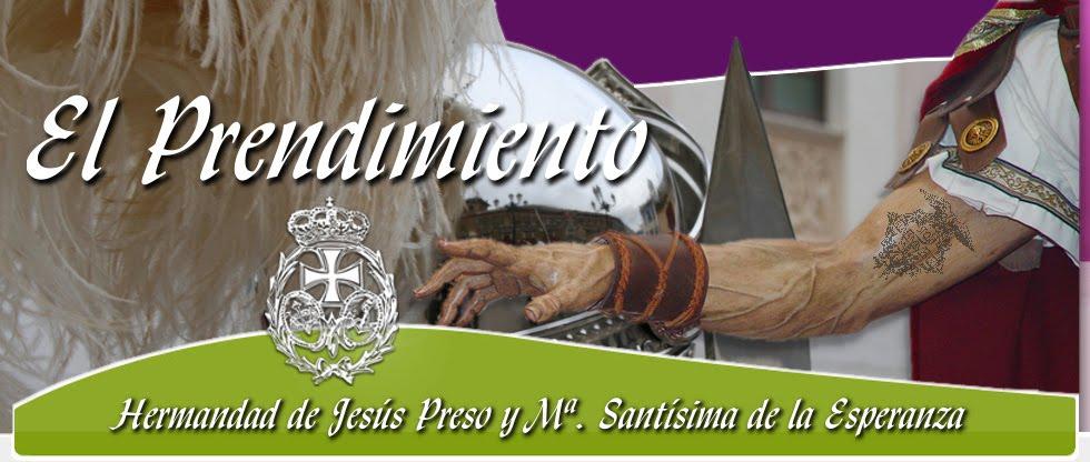 Hermandad de Jesús Preso y María Stma. de la Esperanza