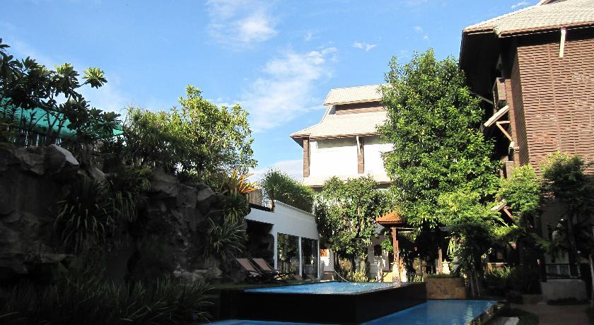 Thailand Chiang Mai Kodchasri Thani Hotel