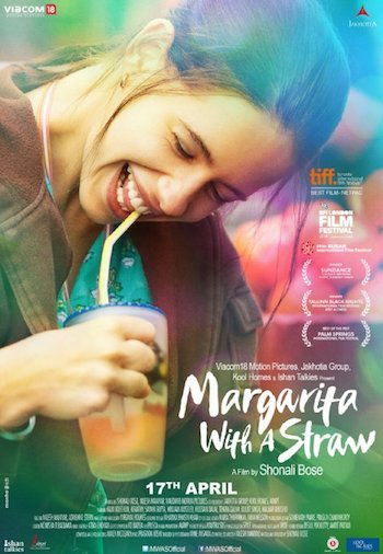 Margarita With A Straw 2015 Hindi DVDRip Download