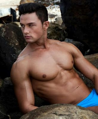Mister South Africa International 2012 Daniel Wessels