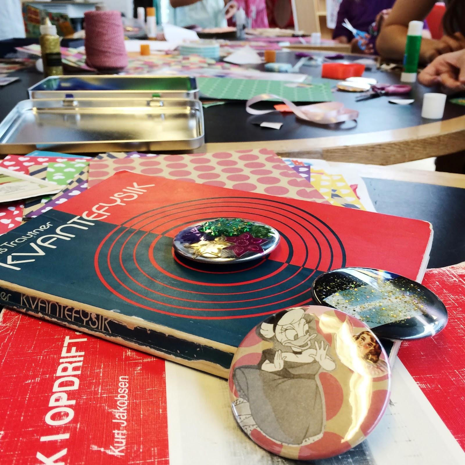 Kreative workshops for børn og unge v. Trine Kok fra Meraki
